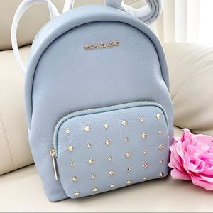 NWT Michael Kors Erin Studded Backpack